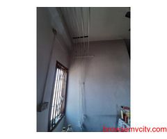 Call 09290703352 for Roof Hangers For Drying Clothes Near Registration Colony, Swarnandhra Colony