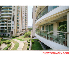 4 BHK Apartments  in Gurugram | DLF Aralias for Rent on Golf Course Road Gurugram