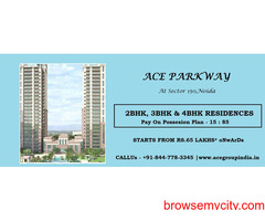 ACE Parkway Noida Sector 150 - Step into a luxurious world