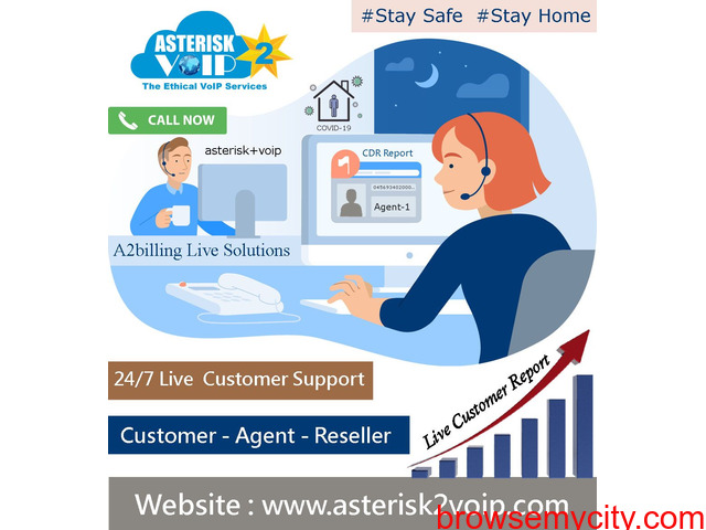 Asterisk2voip Technologies Provide Best Asterisk Based voip solutions - 3/4