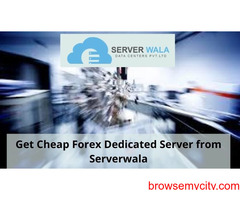 Get Cheap Forex Dedicated Server from Serverwala