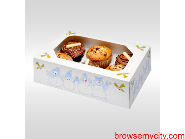Custom Muffin Boxes - 1/1