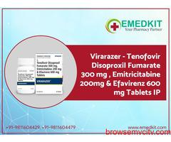 Buy Virarazer Tablet From India - Emedkit