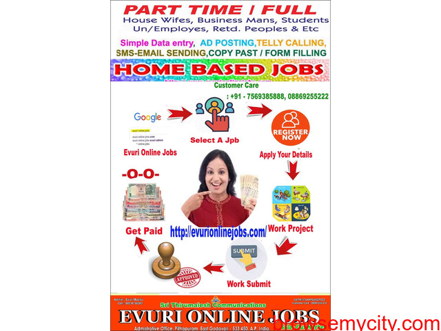 Guaranteed Income Data Entry with Bonus Free Jobs Pack Full Time / Part Time Home Based Data Entry J - 1/1
