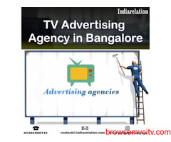 One of the top TV advertising agency in Bangalore
