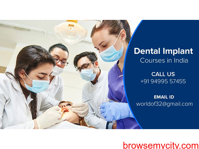 Best Dental Implant Courses in India - 1/1