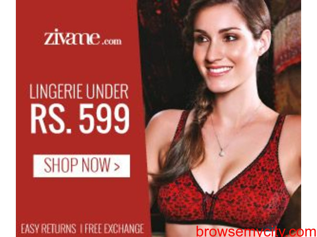 Zivame, India's largest online lingerie brand - 1/2