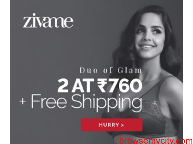 Zivame, India's largest online lingerie brand - 2/2