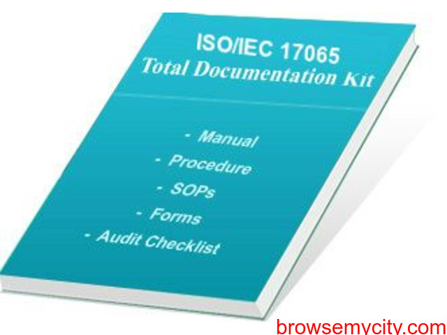 ISO 17065 Documents by Certification Consultancy - 1/1
