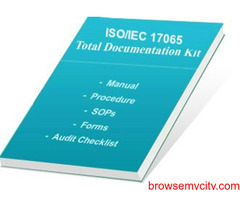 ISO 17065 Documents by Certification Consultancy