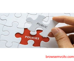 MBA in Public Policy 2020-21