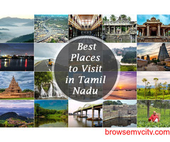 Tourist Places and Attractions in Tamilnadu Tourism Info