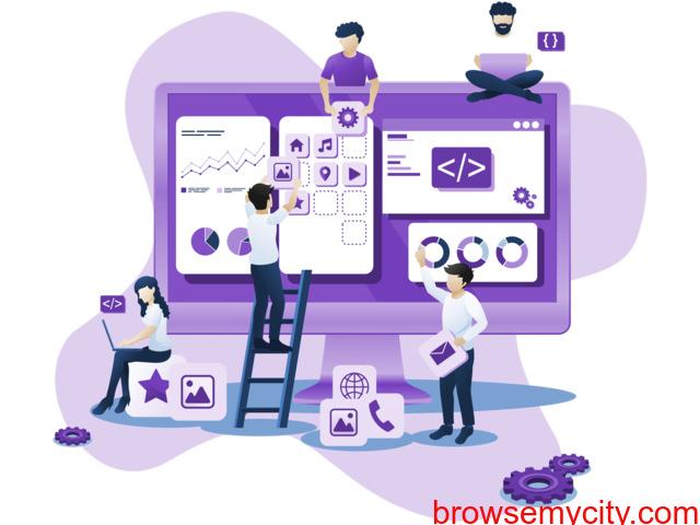 Web Design & Development Services In Hyderabad - 4/6