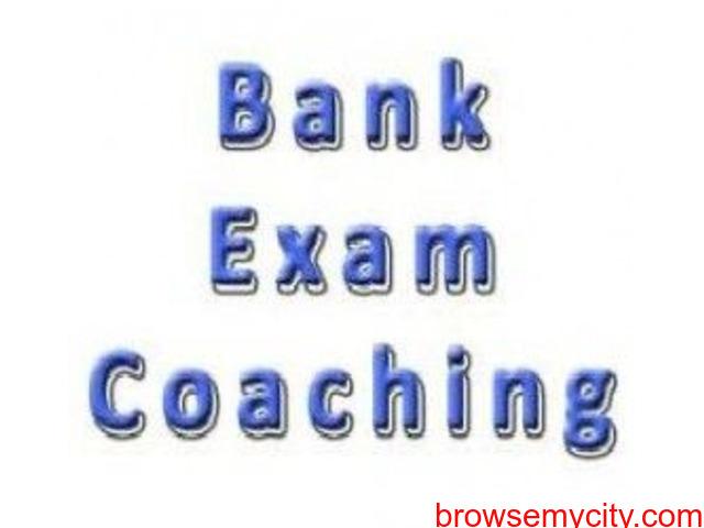 IBPS Coaching For Guaranteed Success Above 80% at Maity Coaching - 1/1