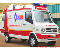 Find the Best and Low-Cost Ambulance Service in Saguna More