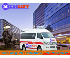 Reliable Ambulance Service in Rajendra Nagar with Medical Team