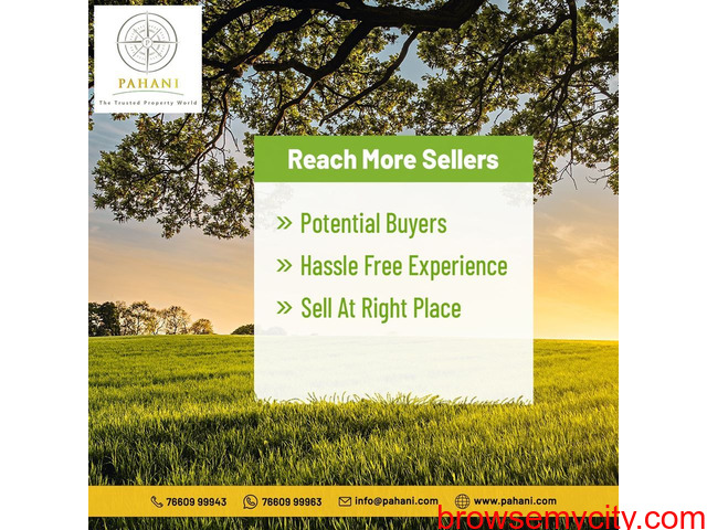 Agriculture Land For Sale In Hyderabad | Pahani - 1/1