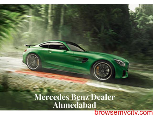 Mercedes Benz Dealer Ahmedabad - 1/1