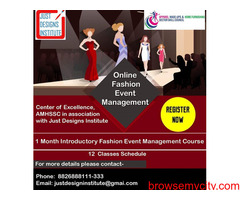 Online fashion designing institutes Delh NCr