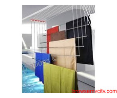 Balcony Cloth Drying Roof Hanger in Ziaguda Call 09290703352