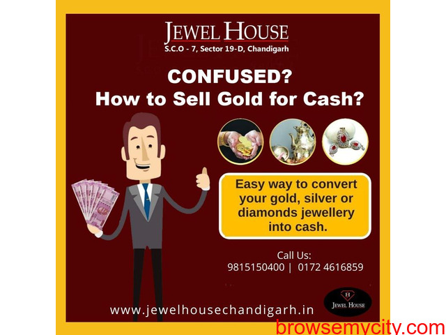 How to Sell Gold Jewelry for Cash-how to sell gold online - how to sell gold for cash | JewelHouse - 1/6
