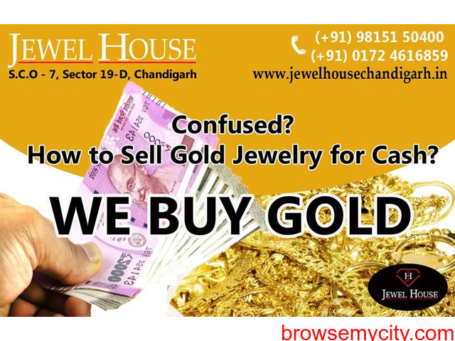 How to Sell Gold Jewelry for Cash-how to sell gold online - how to sell gold for cash | JewelHouse - 2/6