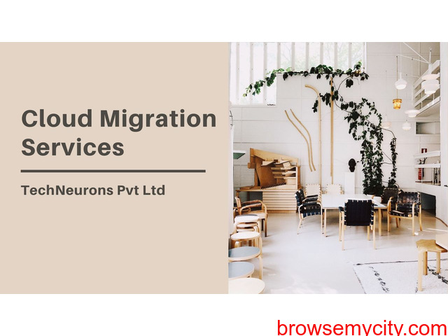 Cloud Migration Services in Hyderabad - 1/6
