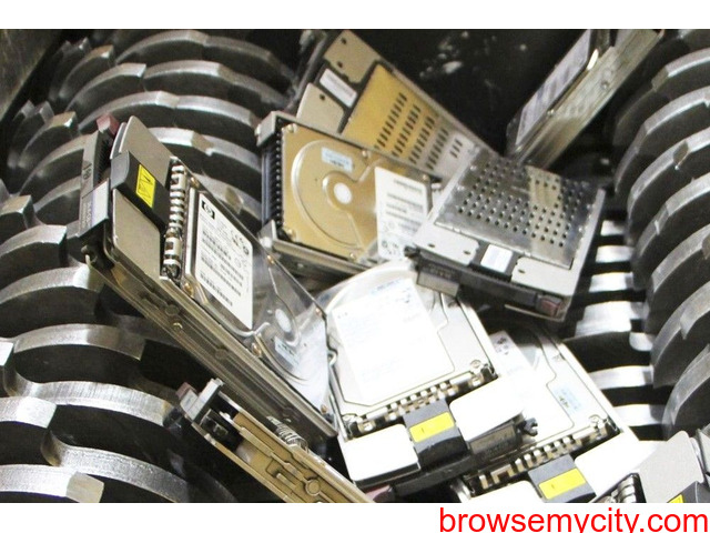 Are You Searching  For Secure Hard Drive Shredding Company - 1/1