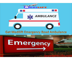 Medilift Ambulance Service in Sitamarhi - Get more Facilities