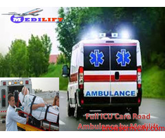 Medilift- the Best Medical Support in the Road Ambulance Gaya