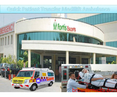 Good to Hire in Genuine Cost - Medilift Ambulance Service in Patna