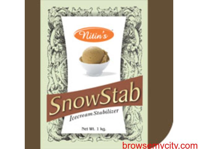 Waffle Premixes, Nuts & Ice Cream Stabiliser Blend, Harsha - 3/3