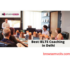 Best IELTS Coaching in Delhi: StudyBerg