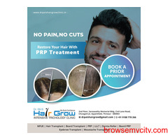 Hair Growth Treatment | PRP Hair Treatment