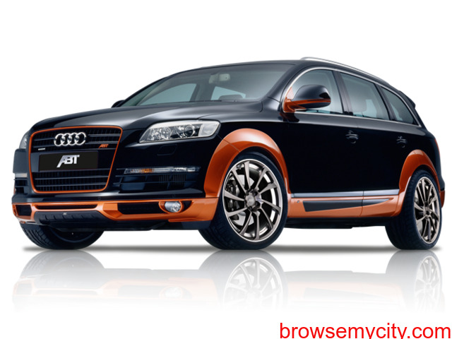 Audi car hire in Jaipur - Audi Car on Rent - 2/2
