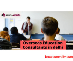 Overseas Education Consultants in delhi: StudyBerg
