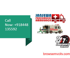 Obtain Ambulance Service in Chattarpur with Advanced Medical Tools