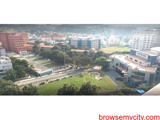 Eligibility for MBA in PES University Bangalore - 1/1