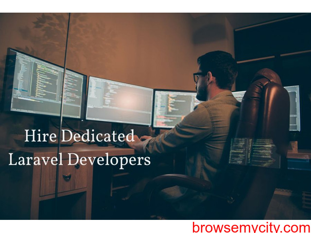 Laravel Development Company India - 1/1