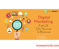 Best Digital Marketing Agency in Lucknow - Websofy