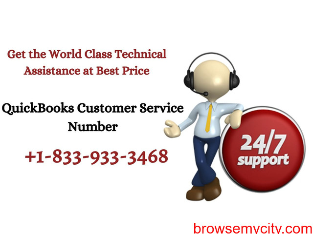 Get the best help at QuickBooks Customer Service Phone Number New York - 1/2