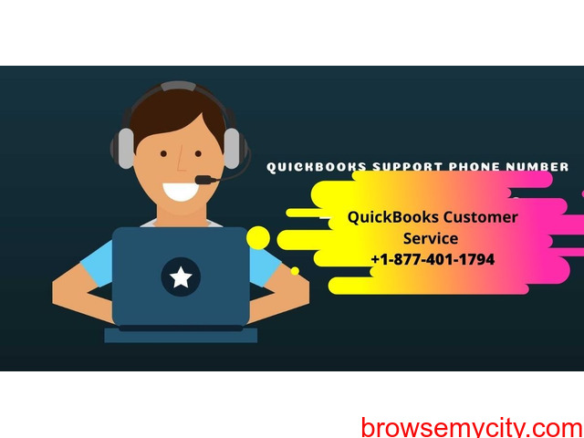 Know easy fixes for issues at QuickBooks Customer Service Number Nevada +1-877-401-1794 - 1/4