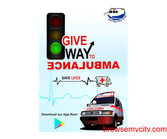Give Way, Save Life | Saving Lane