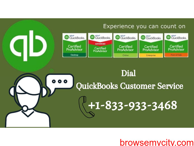 Handle QuickBooks issues at QuickBooks Customer Service Phone Number New York - 1/2