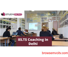 Ielts Coaching in Delhi: StudyBerg