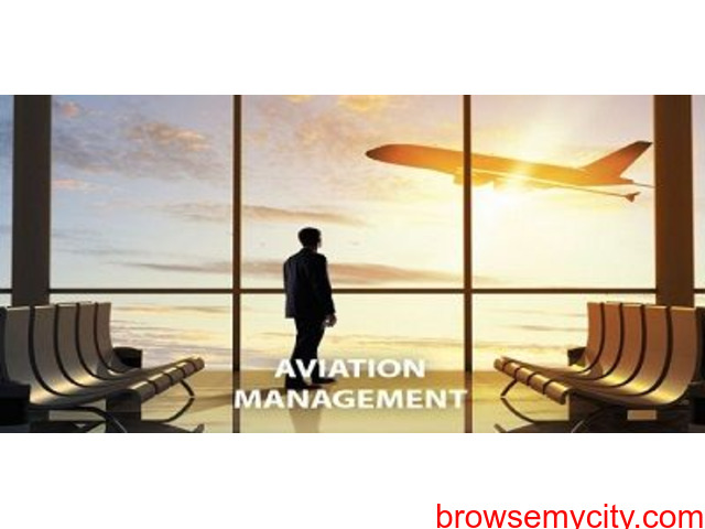 Range of opportunities in MBA in Aviation Management 2020-21 - 1/1