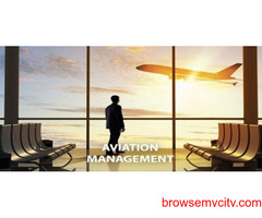 Range of opportunities in MBA in Aviation Management 2020-21