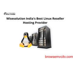 Wisesolution India's best Linux Reseller Hosting Provider