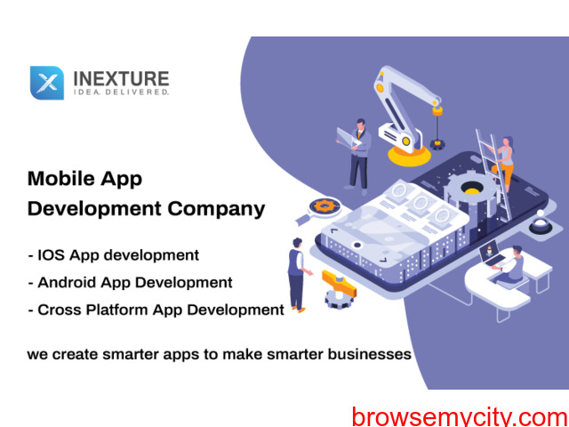Best Mobile App Development Company USA, Hire Mobile App Developers - 1/1
