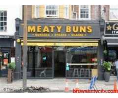 Finest Restaurant in Kilburn | Meaty Buns
